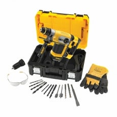 DEWALT D25417KT 240v 32mm 3 Mode SDS Plus Hammer Drill with Tstak case.
