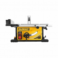 DEWALT DWE7492 240v 250mm Table Saw and Stand Packed Separately