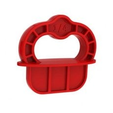 KREG DECKSPACER-RED Spacer Rings - Red 12pk