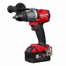 MILWAUKEE M18FPD2-502X 18v Fuel Combi Drill 2x5ah