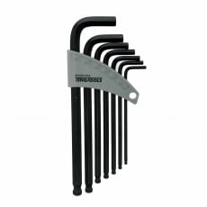 TENG 1474 10pc Ball Hex Key Set AF 1/8 - 3/8