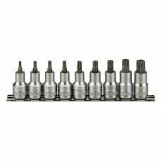 "TENG M1213TX 9pc 1/2"" Drive TX Socket Set"