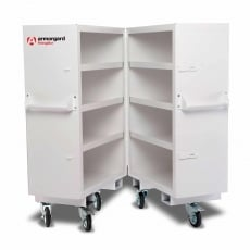 ARMORGARD FC5 Fittingstor 960x985x1375 Mob Cabinet