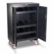 ARMORGARD FC4 Mobile Fittings Cabinet 1010x550x1575