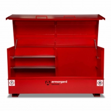 ARMORGARD FBC8 Flambank Site Chest 2370x985x1220