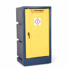 ARMORGARD CCC2 Plastic Chemical Cabinet 695x515x1310