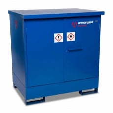ARMORGARD DB2 2drum enclosed DrumBank 1385x1075x1345