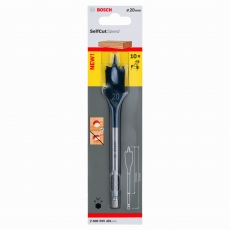 BOSCH 20 x 152 mm Self Cut Speed spade bit, hexagon