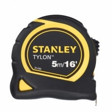 STANLEY 0 30 696 5m/16' x 19mm Tylon Tape Measure